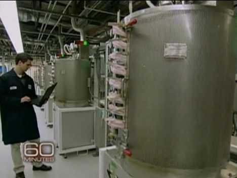 DS Fibertech furnaces on 60 Minutes